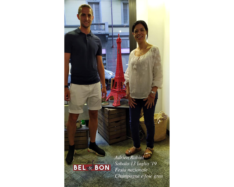 Adrien Rabiot www.belebon.it