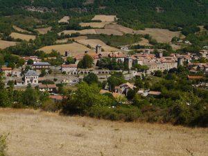 il Larzac è la zona di produzione del Roquefort