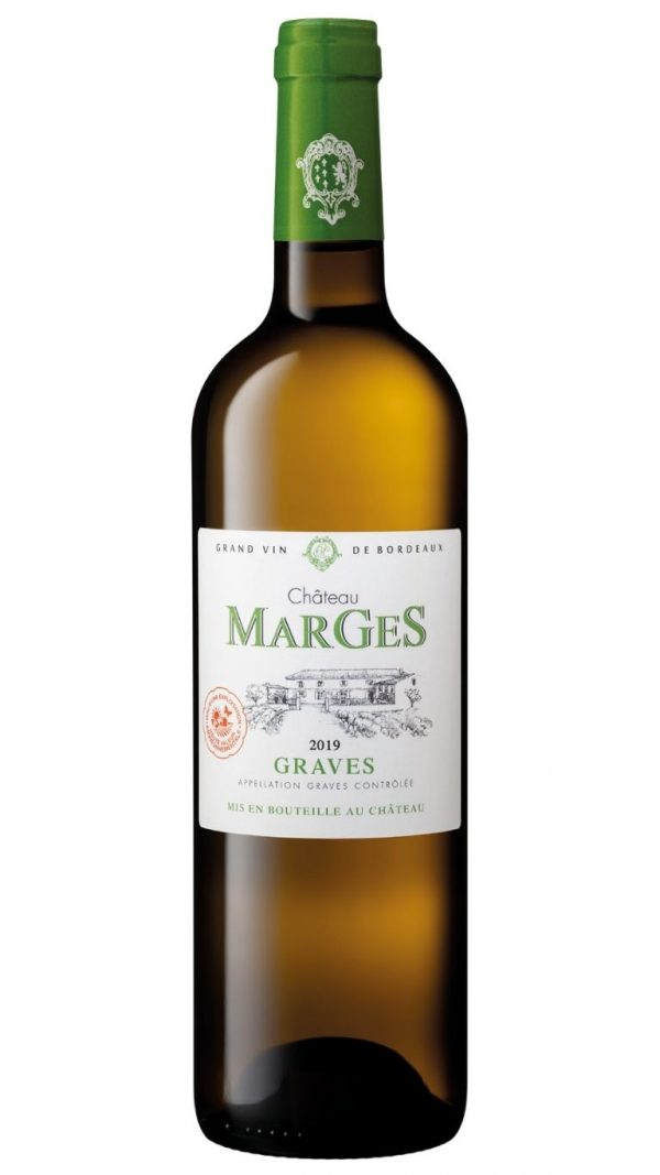 Chateau marges blanc