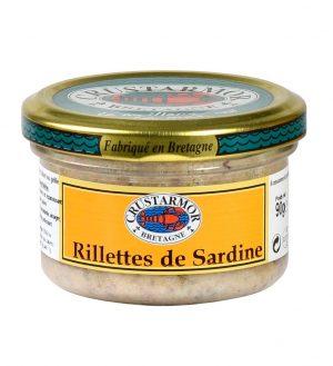 Rillettes di sardine