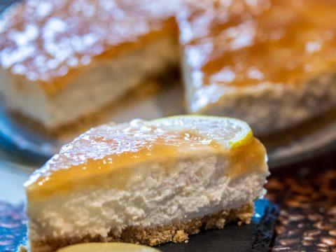 Cheesecake alla francese