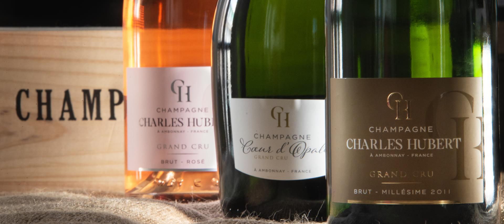 ... e naturalmente Champagne, Crémant e spumanti.