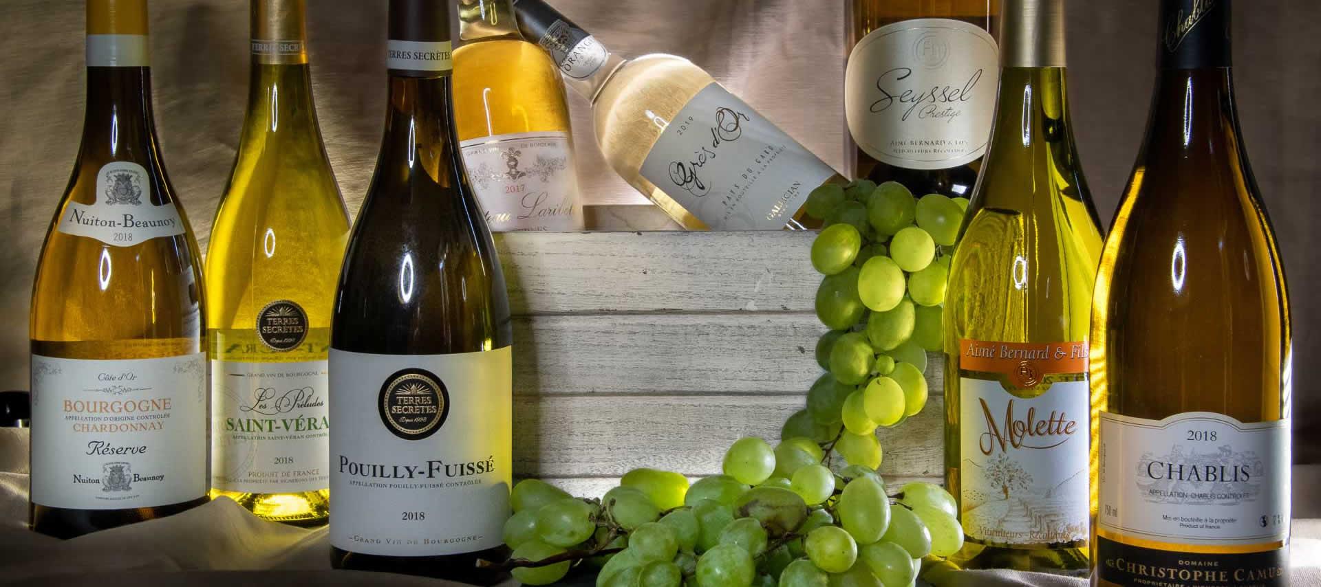 Rossi, Bianchi, Rosati: i grandi vini francesi...